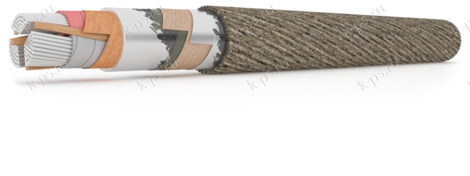 Силовой кабель ААБл 3х120 - 1кВ