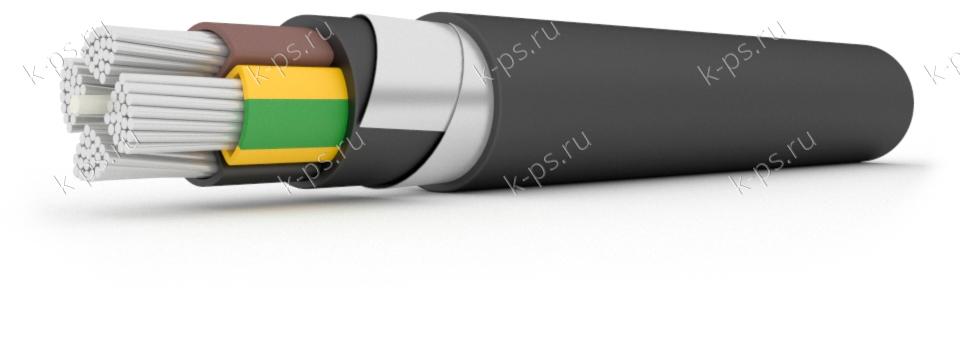 Силовой кабель АВБбШв 4х70