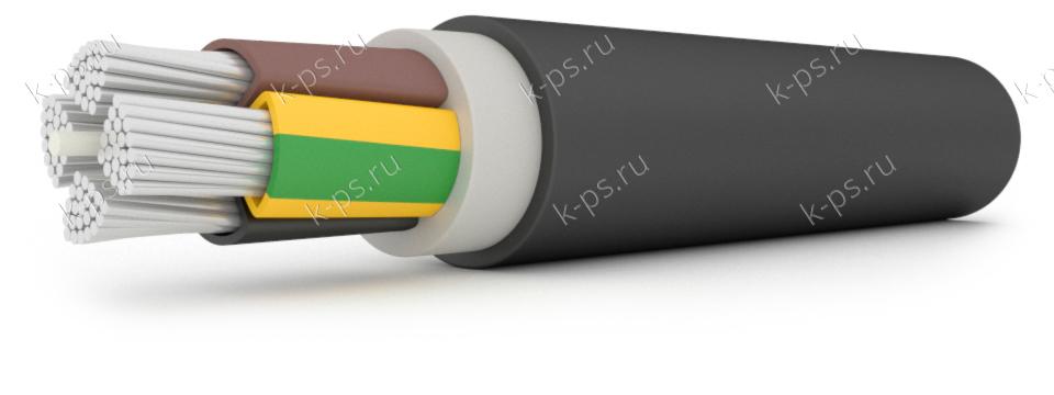 Силовой кабель АВВГ 4х70