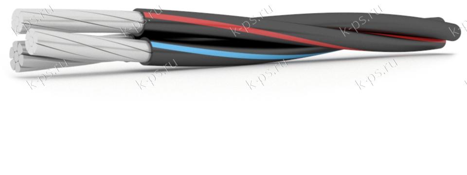 Силовой провод СИП-2 2х25+1х25