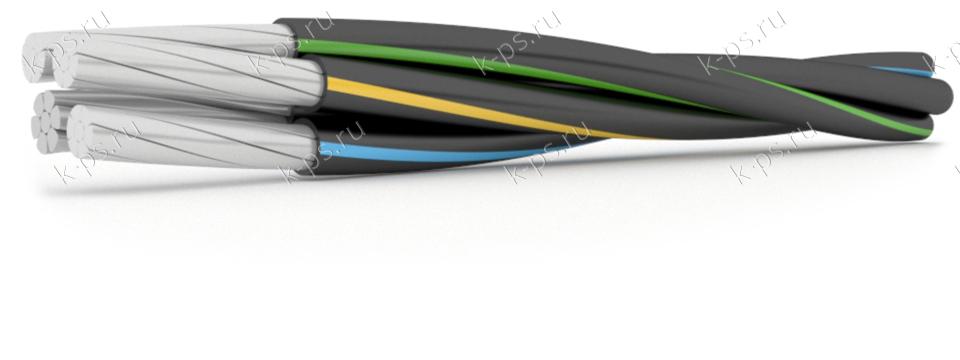 Силовой провод СИП-2 3х120+1х95