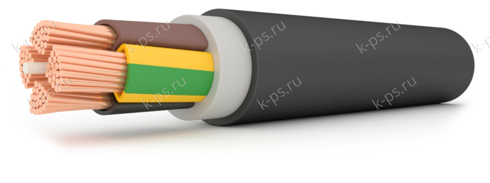 Силовой кабель ВВГ 4х185