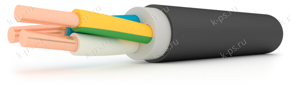 Силовой кабель ВВГнг 3х10